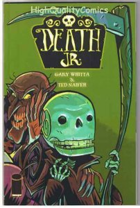 DEATH Jr #2, NM+, TV, Vol 1, 1st, Whitta, Naifeh, 2005, more in store