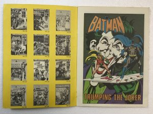 Batman: Stacked Cards Book and Record Set PR27