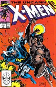Uncanny X-Men (1981 series) #258, VF+ (Stock photo)