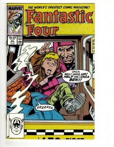 12 Fantastic Four Comics # 301 302 303 304 305 306 307 308 309 310 311 312 UD5