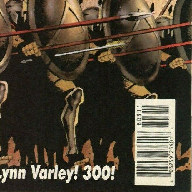 Previews Consumer Order Form Comic Book Volume 8 No. 3 March 1998