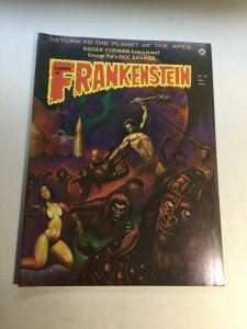 Castle Of Frankenstein 23 Vf+ Very Fine+ 8.5 Magazine