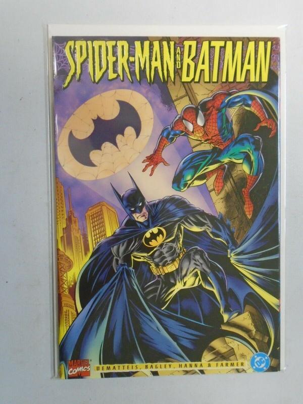 Spider-Man and Batman #1 (1995) 7.5/VF-