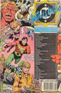 Who's Who: The Definitive Directory of the DC Universe #24, VF- (Stock p...