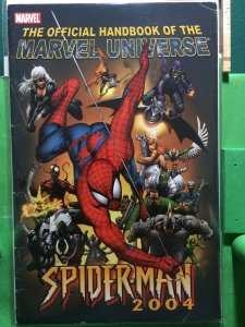 The Official Handbook of the Marvel Universe: Spider-Man 2004