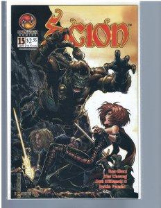 Scion #15 (2001) NM