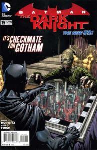 Batman: The Dark Knight (Nov 2011 series) #15, NM (Stock photo)