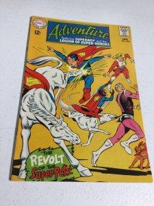 Adventure Comics 364 Vf- Very Fine- 7.5 DC Comics