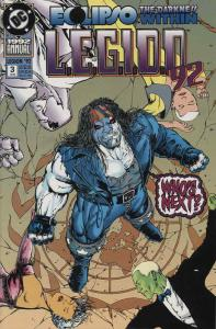 L.E.G.I.O.N. Annual #3 FN; DC | save on shipping - details inside