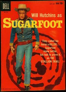 SUGARFOOT FOUR COLOR #992-PHOTO COVER-HUTCHINS FN/VF