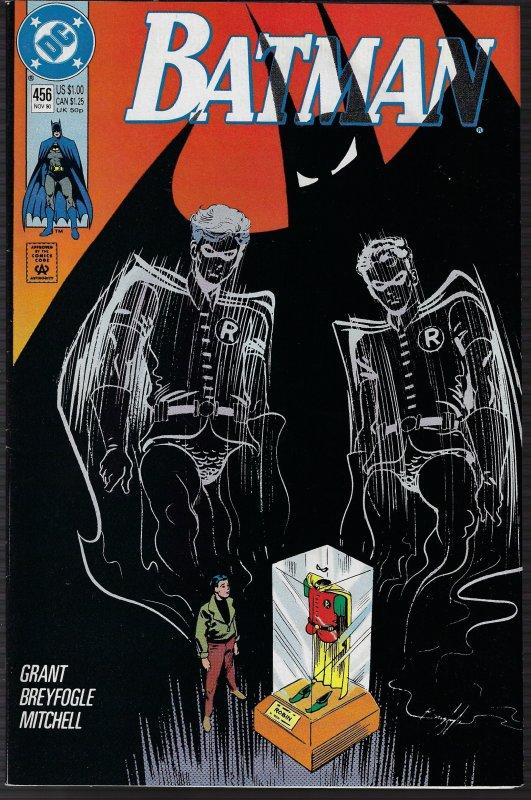 Batman #456 (DC, 1990) NM