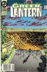 Green Lantern (1990 series) #4, NM- (Stock photo)