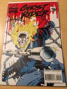 Ghost Rider #45 1990 series