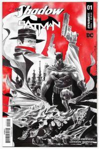 Shadow Batman #1 Cvr D (DC, 2017) NM