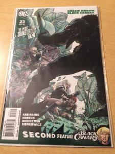 Green Arrow/Black Canary #23