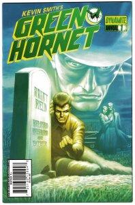 Green Hornet Annual #1 (Dynamite, 2010) VF
