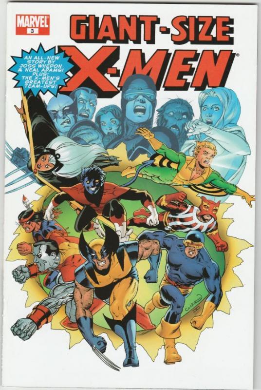 Giant-Size X-Men #3 (Jan-05) NM Super-High-Grade X-Men
