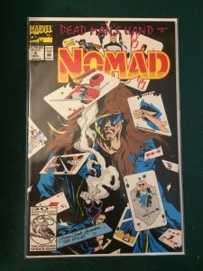 Nomad #4 DEAD MAN'S HAND part 2