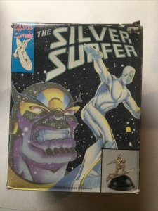 Silver Surfer Statue Dave Grossman Creations With Box 1993 Marvel