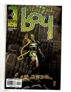 Marvel Boy #2 (2000) OF18