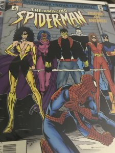 Marvel The Amazing Spider-Man #2 Mint Friends and enemies