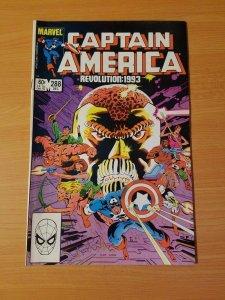 Captain America #288 ~ NEAR MINT NM ~ 1983 Marvel Comics