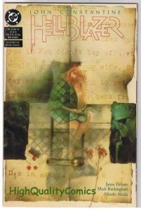 HELLBLAZER 18, NM+, John Constantine, Vertigo, Jamie Delano, 1988, more in store