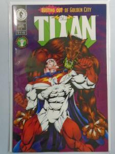 Titan Special #1 8.0 VF (1991)