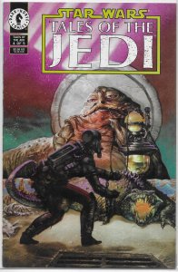 Star Wars  : Tales of the Jedi   #4 of 5 FN