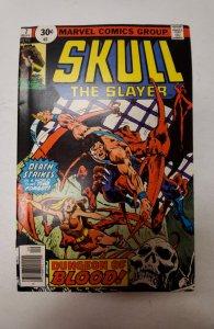 Skull the Slayer #7 (1976) NM Marvel Comic Book J667