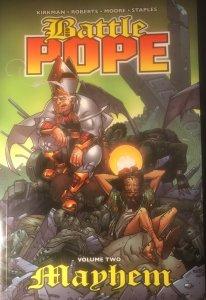 Battle Pope by Kirkman Vol. 2 Mayhem