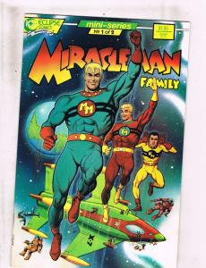 Miracleman Family # 1 Of 2 Eclipse Comic Book NM 1st Print Mini Series J147