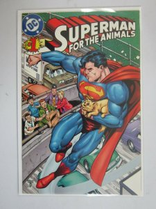 Superman for the Animals #1 6.0 FN (2000)