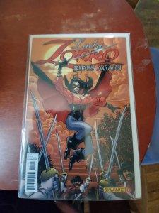 Zorro Rides Again #10 (2012)