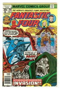 Fantastic Four 198   Doctor Doom