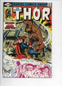 THOR #293 VF/NM God of Thunder Mind's Eye 1966 1980, more Thor in store
