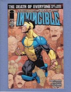 Invincible #100 NM
