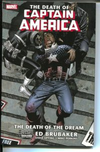 Death Of Captain America-Ed Brubaker-Vol 1-2007-PB-VG/FN
