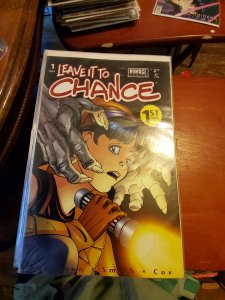 Leave It To Chance #1 (1996)