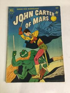John Carter Of Mars 375 Vg/Fn Very Good Fine 5.0 Dell Comics