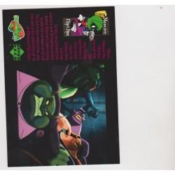 1996 Upper Deck SPACE JAM - MARVIN'S FLIP CLIPS #F10