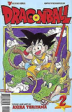 Dragonball #2 VF/NM; Viz | save on shipping - details inside