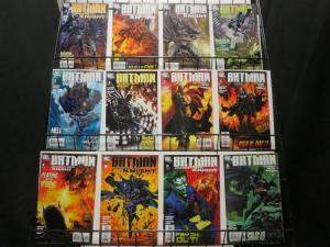 BATMAN JOURNEY INTO KNIGHT (2005) 1-12  COMPLETE!