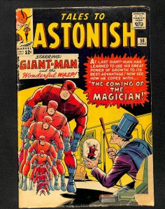 Tales To Astonish #56 GD+ 2.5