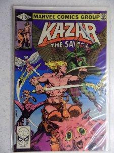 Ka-Zar the Savage #3 (1981)