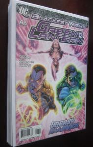Green Lantern (2009 3rd Series) 14 DIFFERENT, SET:#46-67, 8.0/VF