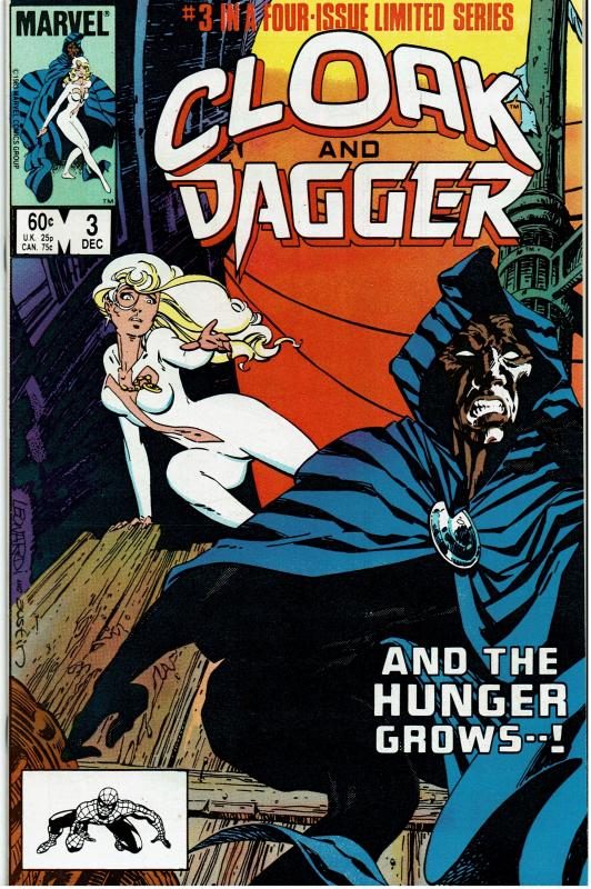 Cloak and Dagger #3, 9.4 or Better (1)