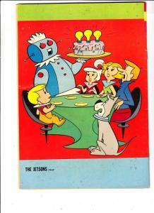 Jetsons, The #8 (Mar-64) FN/VF High-Grade George, Jane, Judy, Elroy, Rosie, A...