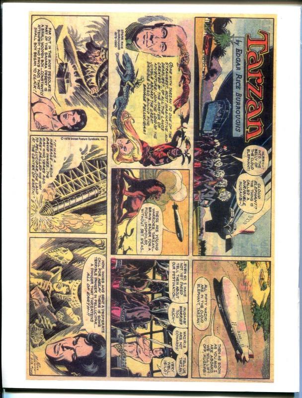 Comics Revue #172 2000-Russ Manning-Phantom-Modesty Blaise-Tarzan-VF