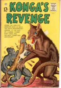 KONGAS REVENGE (1963-1964 CH) 2 (SP. ED) F-VF COMICS BOOK
